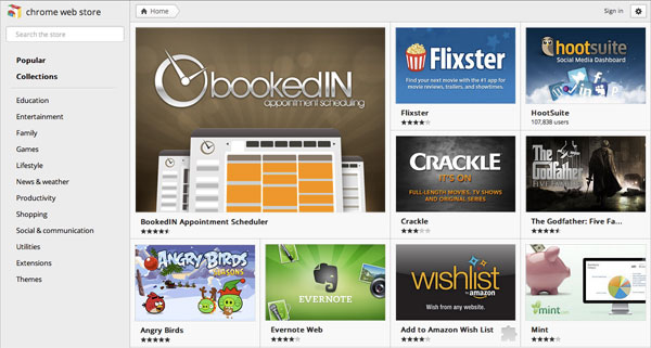 BookedIN Appointment Scheduler in Chrome Web Store