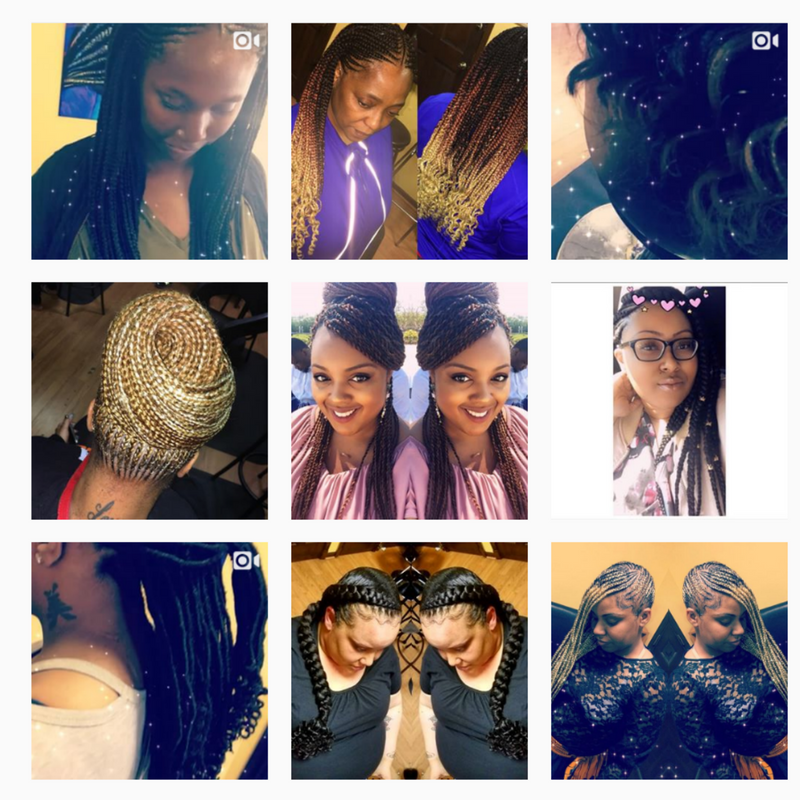 Hair braiding success story - Vanessa Olomo, founder of Braids Connexion