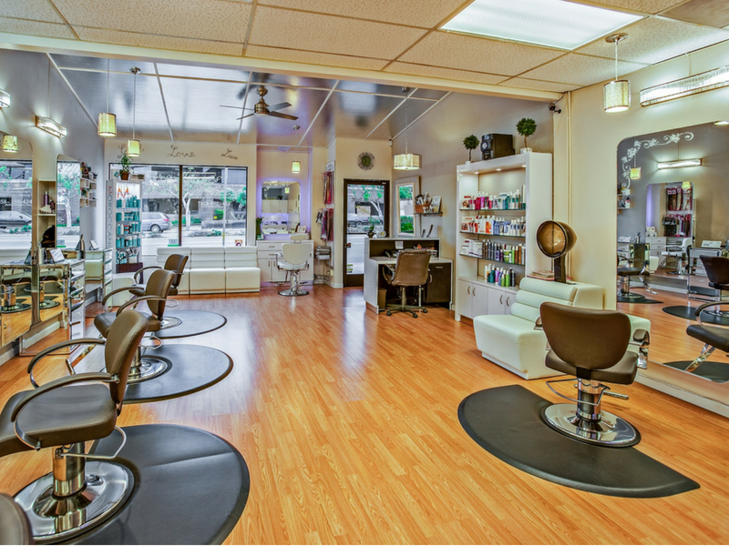 full salon layout how to reduce staff turnover