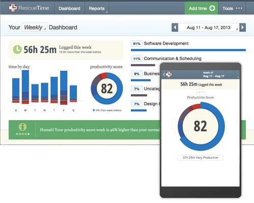 time management software for small business