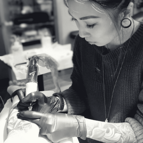Millie-K-MKLX-Tattoo-UNDRGRND-SF