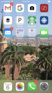 how to organize your iPhone apps