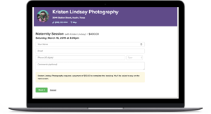 photography scheduling software