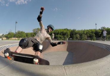 mark merchant tattoo artist skateboarding
