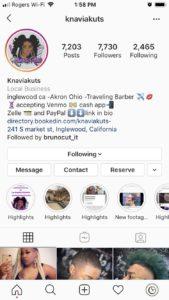 knavia kuts instagram
