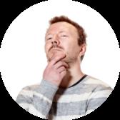 Patrick from Bookedin profile pic