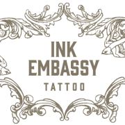ink embassy australia tattoo logo