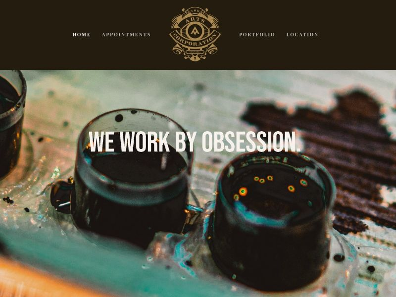 get more tattoo clients with a website