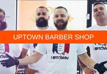 the team from uptown barber shop naples florida