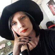 Elisha Belden Twistid Ink co-owner and manager