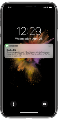 text message appointment reminders